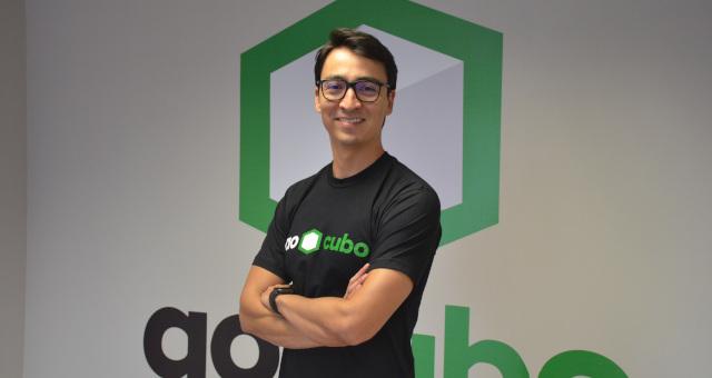 Ronnie Sang Jr. CEO do Ao Cubo