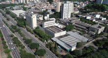 Parque gráfico da editora Abril, em São Paulo