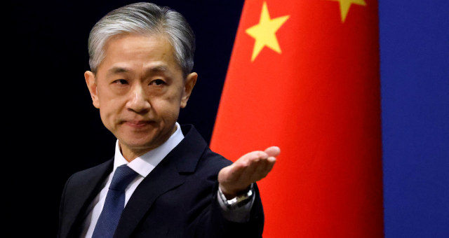 China Wang Wenbin