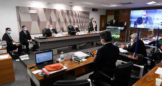 CPI Senado