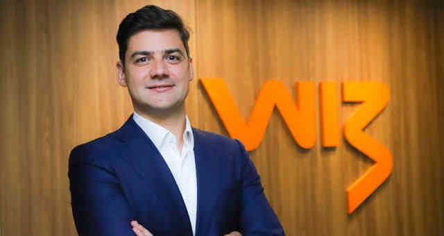 Heverton Peixoto, CEO da Wiz