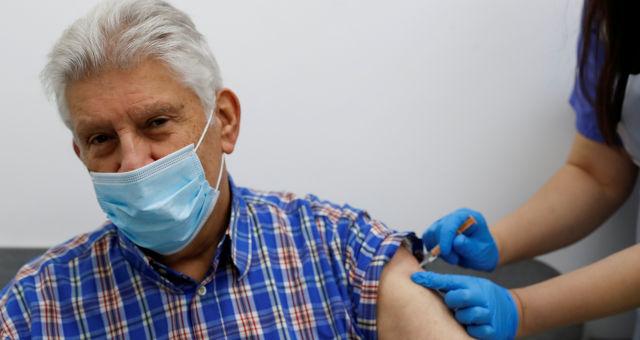 Londres , Vacinas