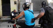 Operação policial no Jacarezinho, Rio de Janeiro 6/5/2021 REUTERS/Ricardo Moraes