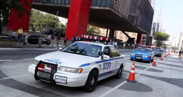 Polciia de Nova York