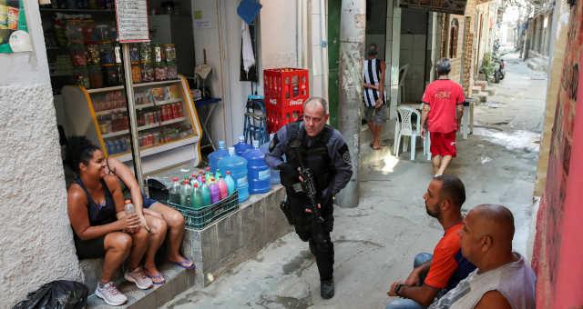 Policia Civil, RJ
