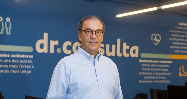 Renato Velloso, CEO do dr. consulta