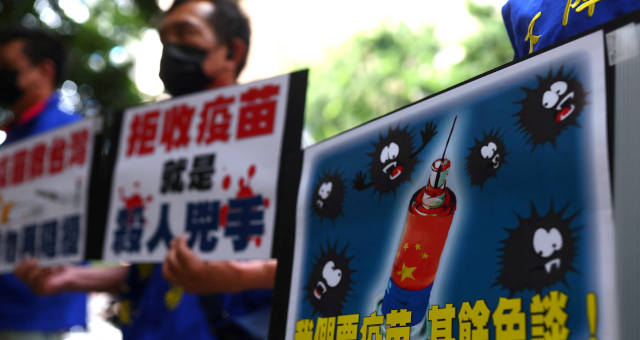 Taiwan Vacinas