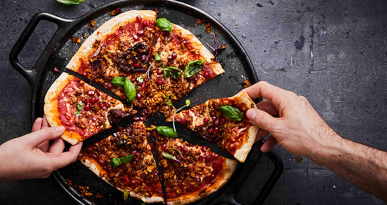 Alimentos Comida Refeição Pizza