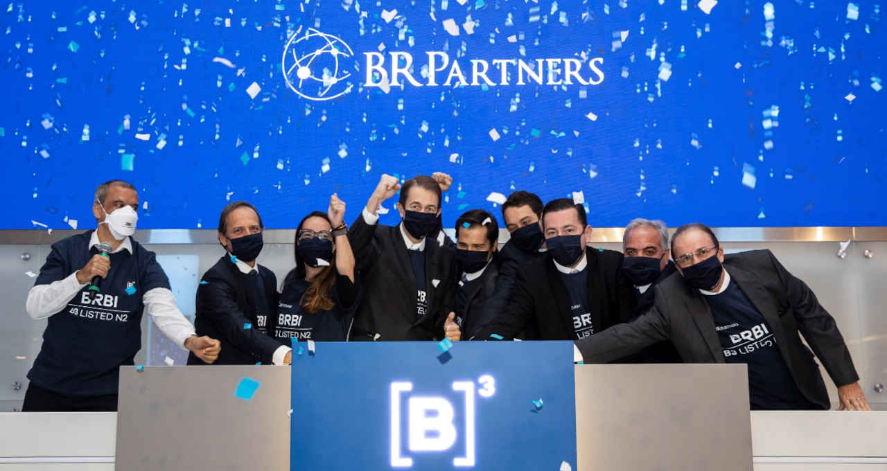 BR Partners BRBI11 IPO