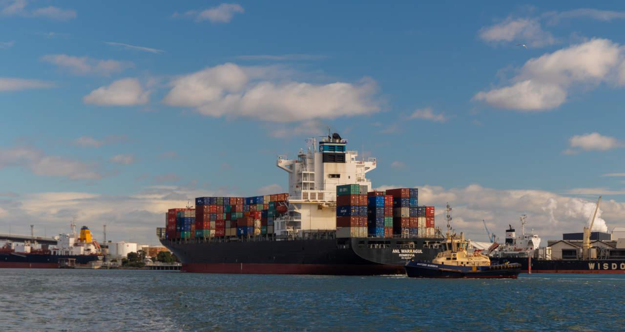 Exportações Importações Portos Navio