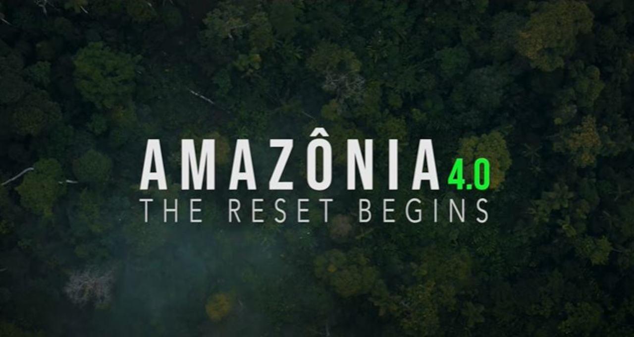 Amazônia 4.0 Documentário