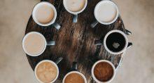 Bebidas Café