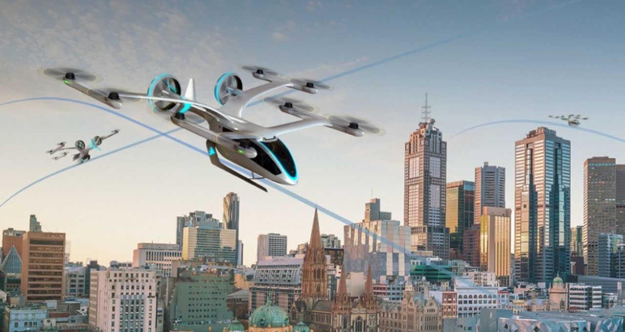 Eve Urban Air Mobility (Eve)