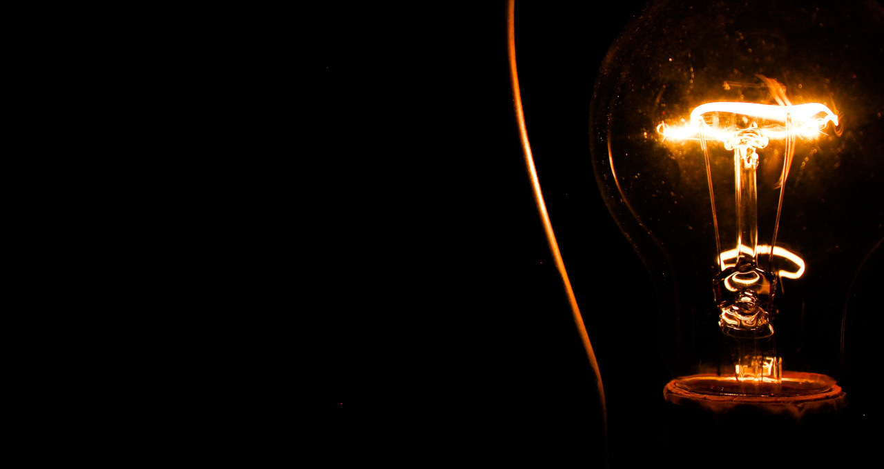 Lâmpada Energia Elétrica