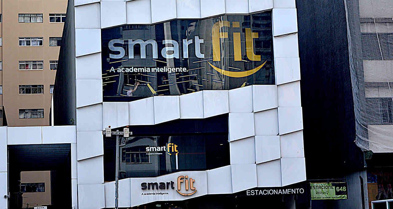 Academia da Smart Fit na Avenida Paulista