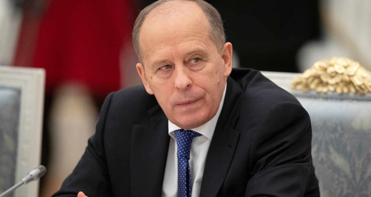 Alexander Bortnikov, chefe de agência de segurança russa, em Moscou 11/12/2019