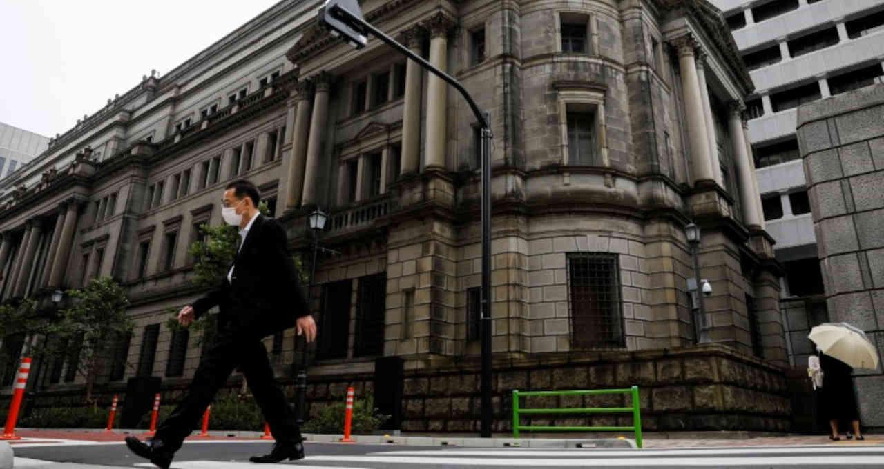 Banco Central do Japão