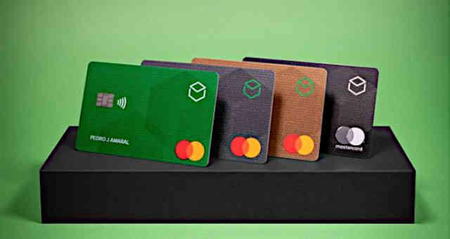 Cartões do Banco Original