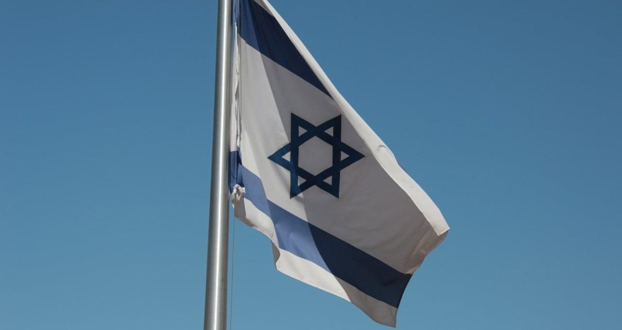 Bandeira Israel
