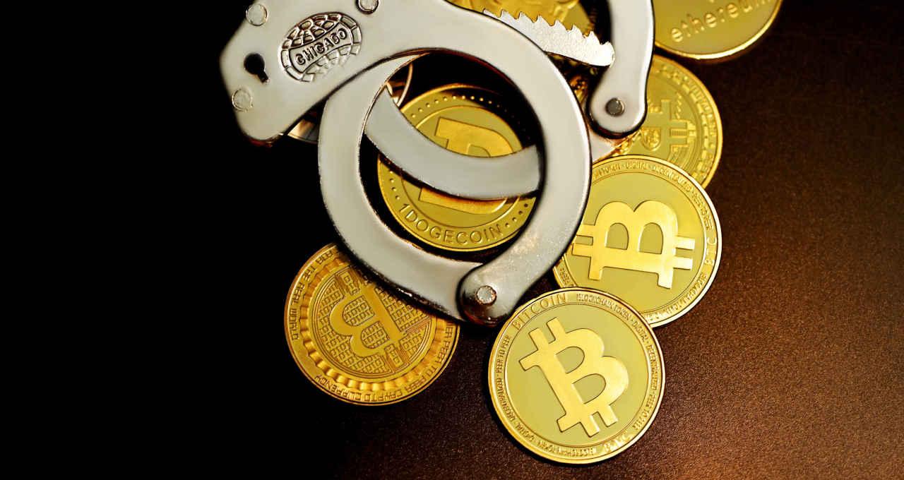 Bitcoin Algema Crime cripto