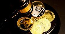 Bitcoin Martelo Justiça