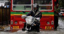 Chuva Índia