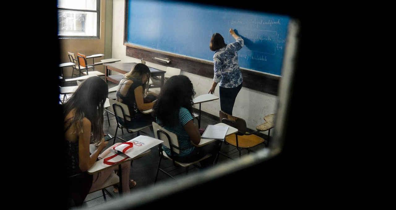 Educação-Ensino Superior