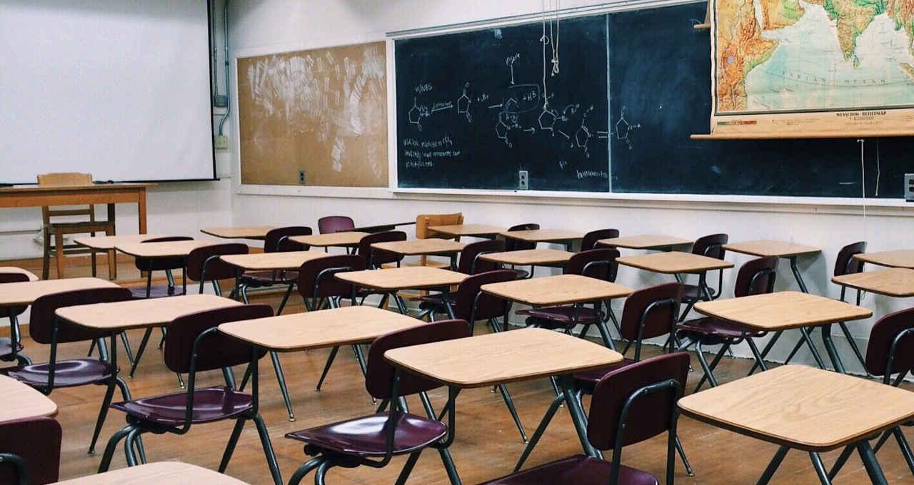 Educação Sala de aula