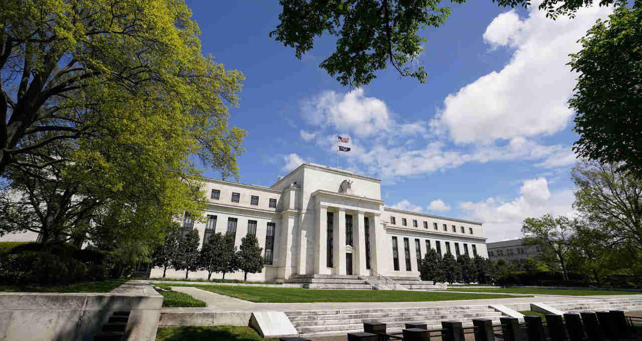 Prédio do Federal Reserve