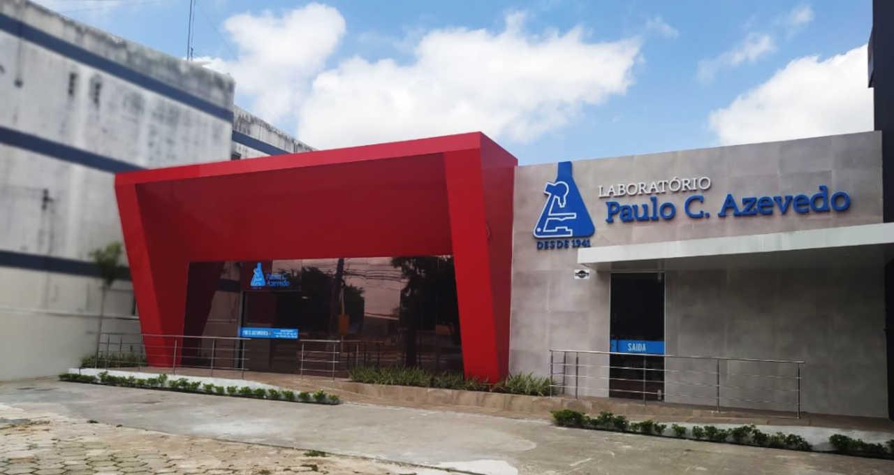 Laboratório Paulo.C