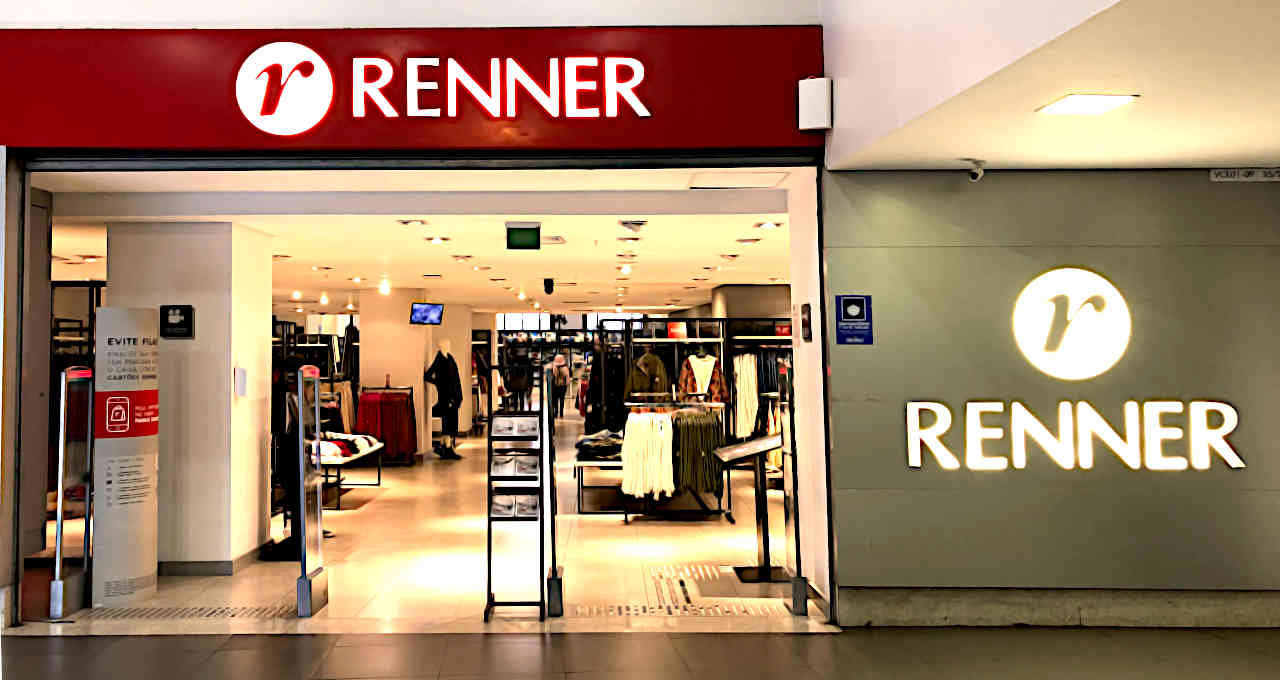 Lojas Renner; varejo, consumo, comércio, shopping