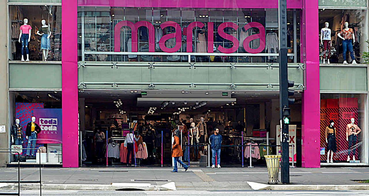 Loja da Marisa