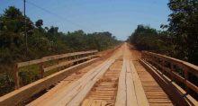 BR 319 liga Manaus a Porto Velho e ao resto do País