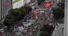 Manifestação, Jair Bolsonaro