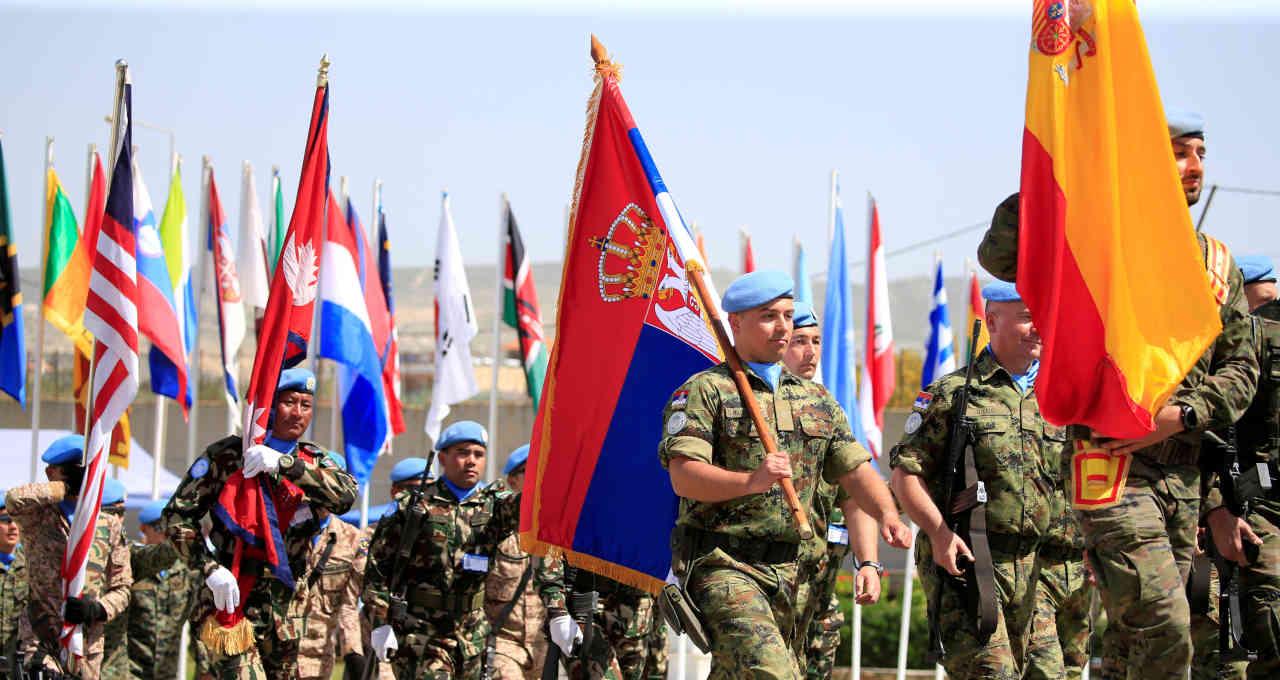 Missão da ONU no Líbano