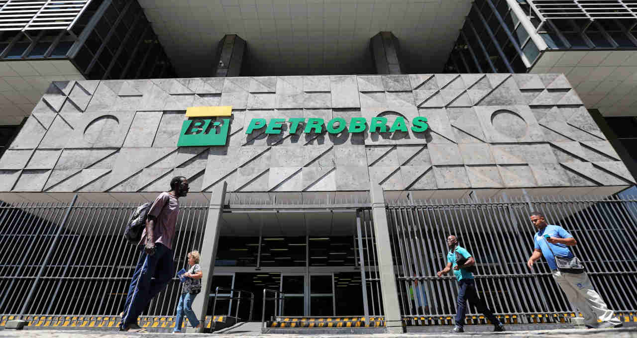Edifício-sede da Petrobras, no Rio de Janeiro (RJ)