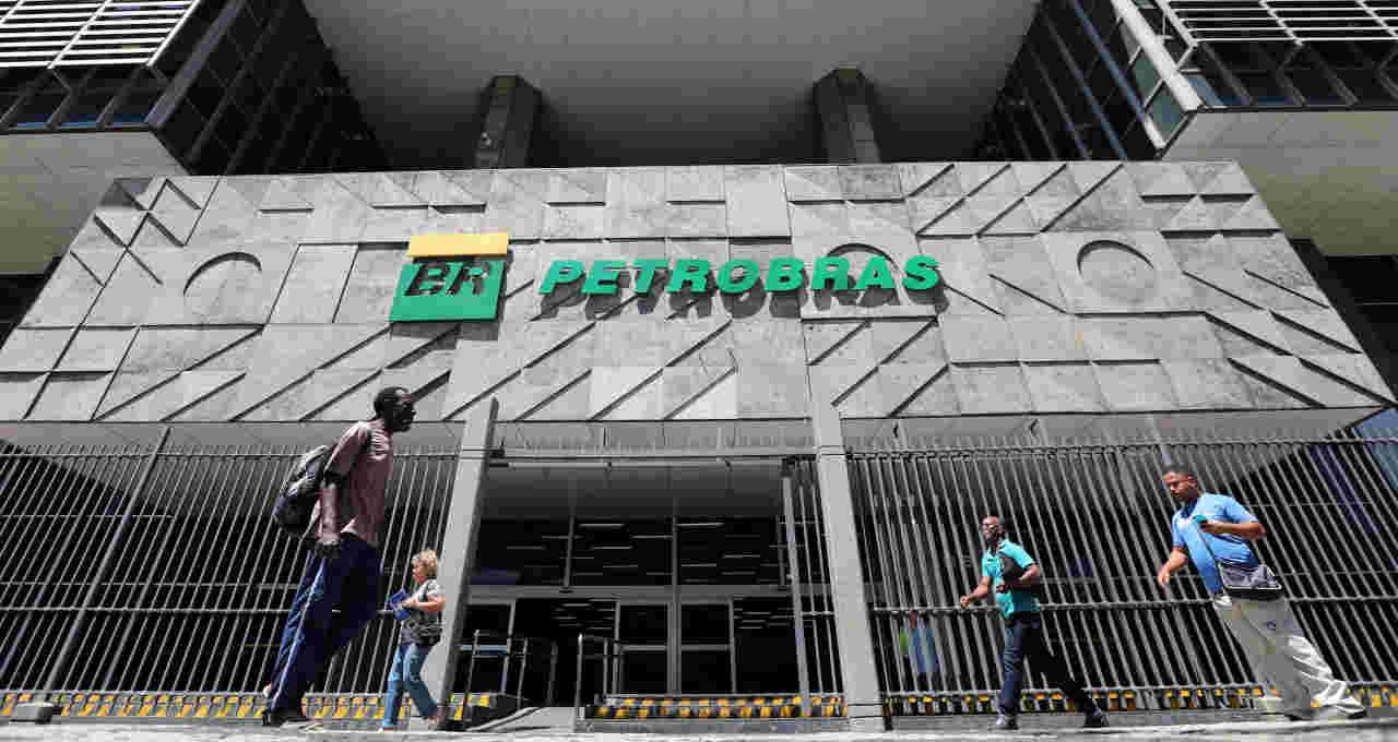 Petrobras PETR3 PETR4