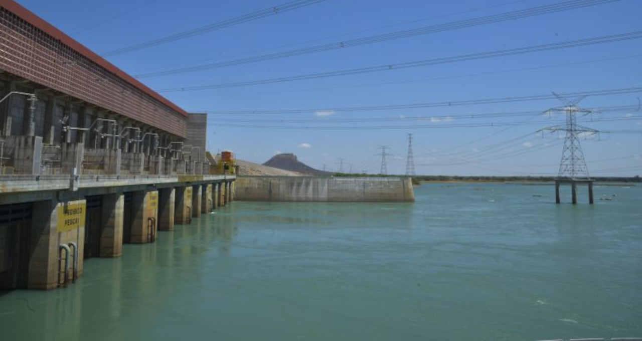 Reservatórios de hidrelétricas