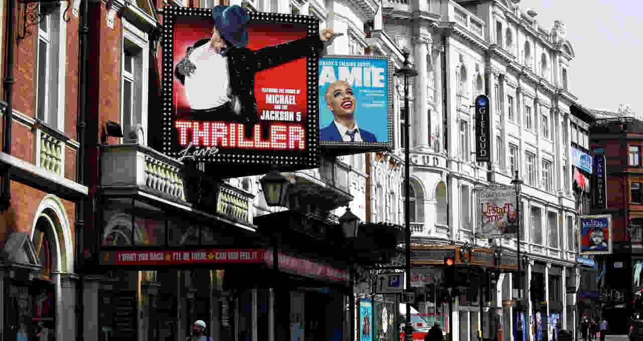 Teatros de Londres