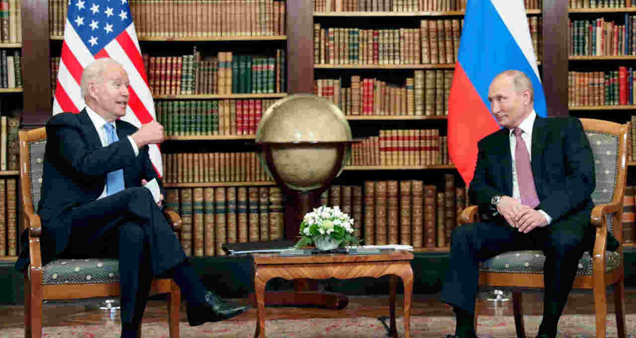Vladmir, Biden