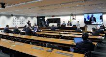 A comissão da reforma administrativa