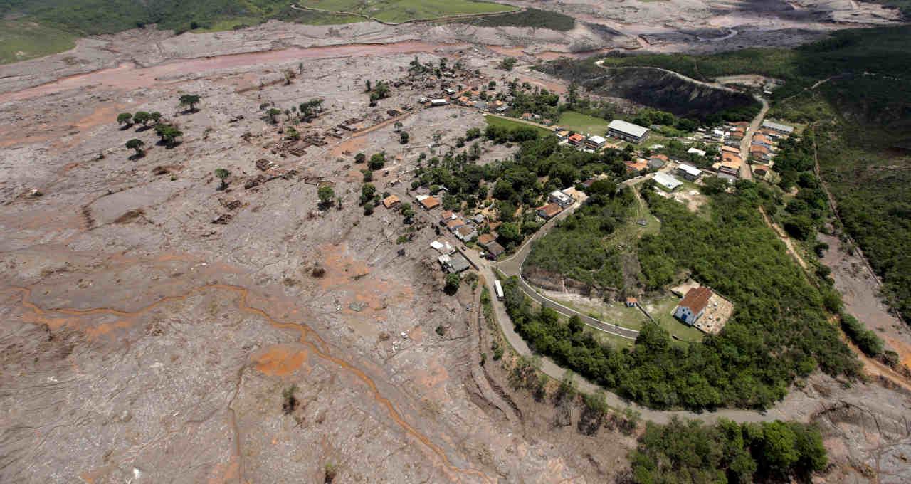 Barragem da Samarco
