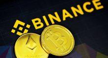 Binance Ether Bitcoin