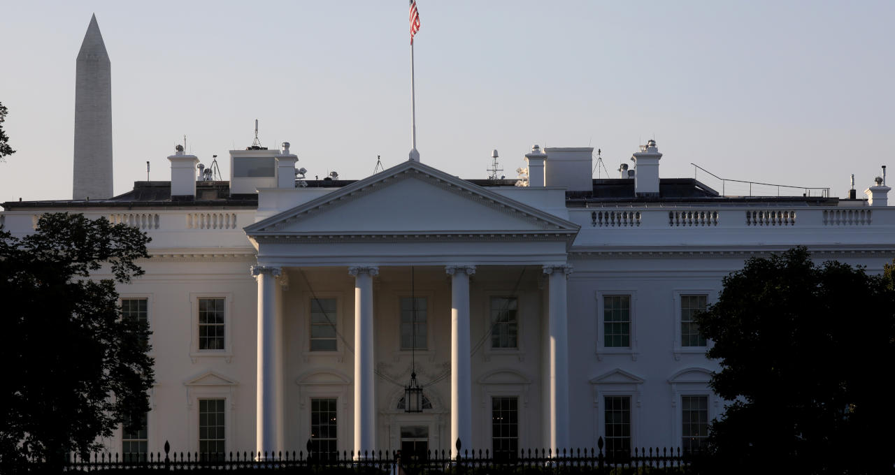 Casa Branca, em Washington