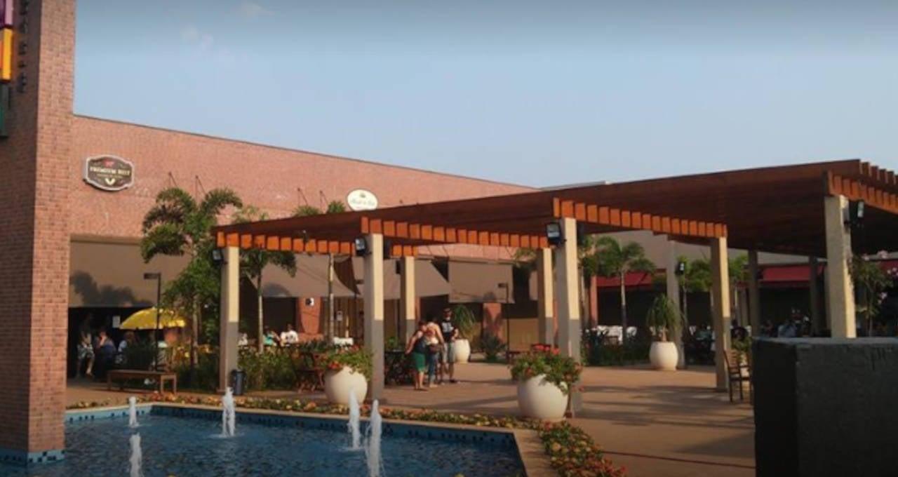 Centro de convivência Plaza Mirante Sul