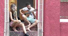 Cultura música violão