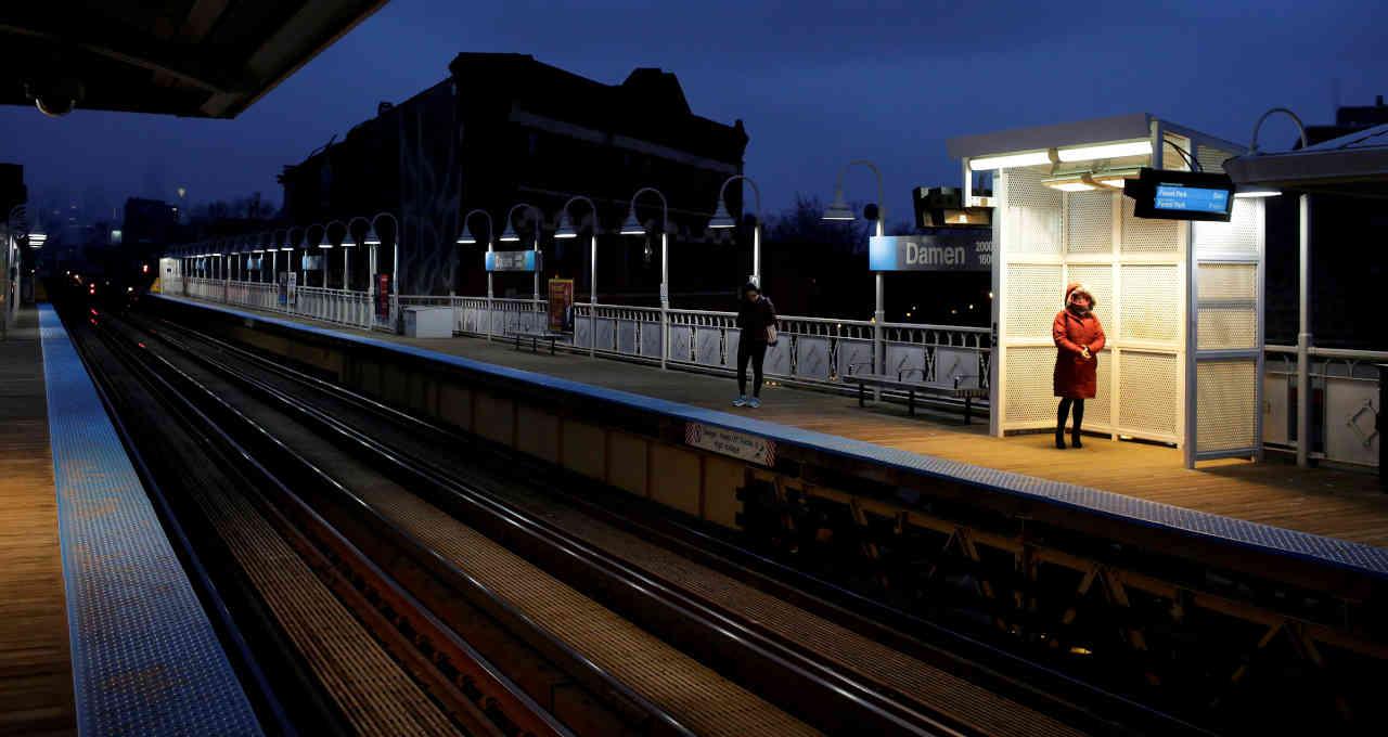 Estação de Chicago