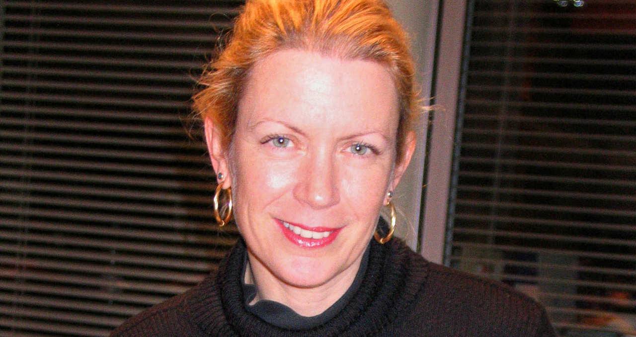 Frieda Hughes, filha de Ted Hughes e Sylvia Plath