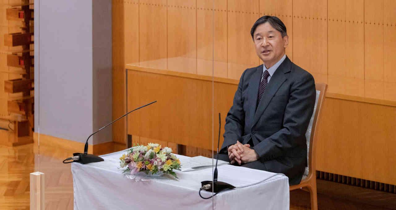 Imperador japonês, Naruhito, comemora seu 61º aniversário em Tóquio, Japão