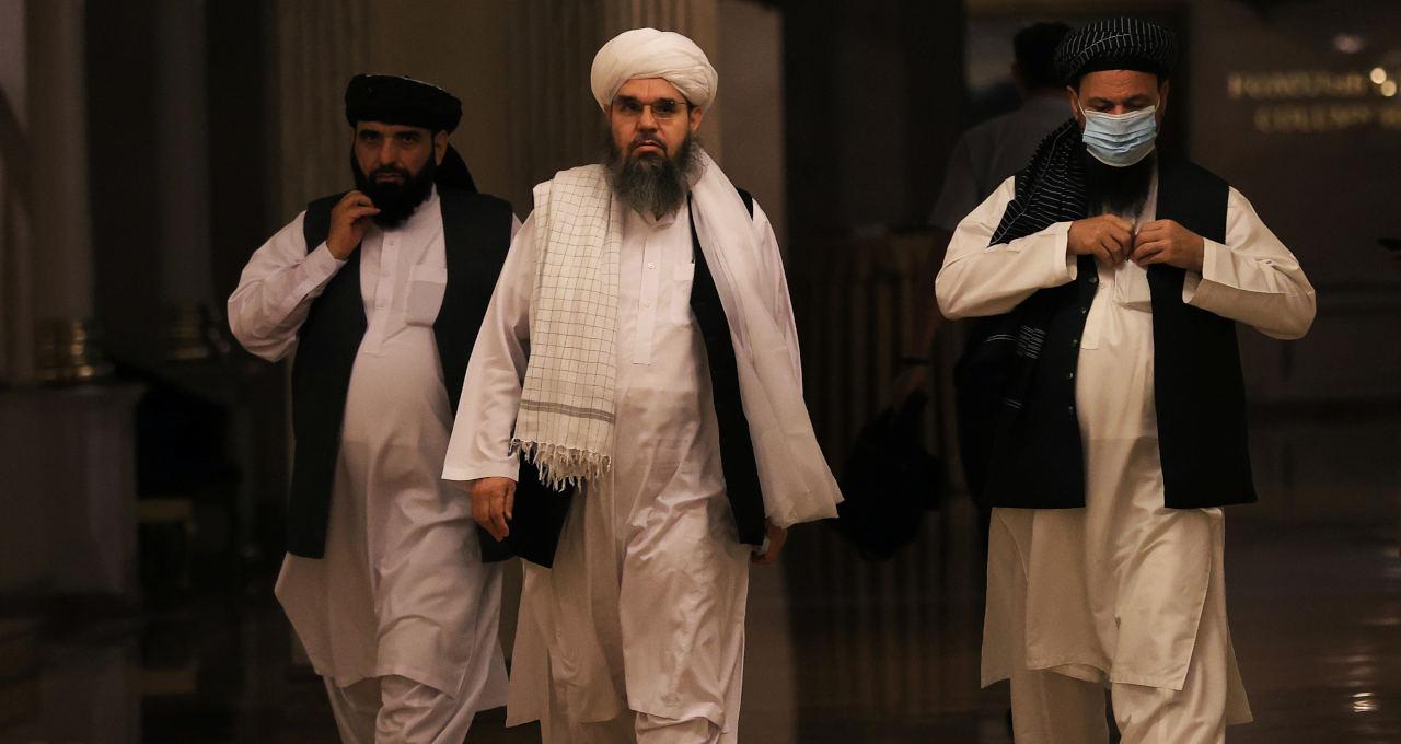 Membros do Talibã